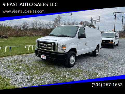2014 Ford E-Series Cargo for sale at 9 EAST AUTO SALES LLC in Martinsburg WV