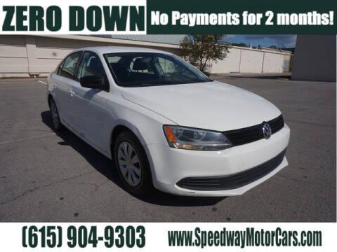 2011 Volkswagen Jetta for sale at Speedway Motors in Murfreesboro TN