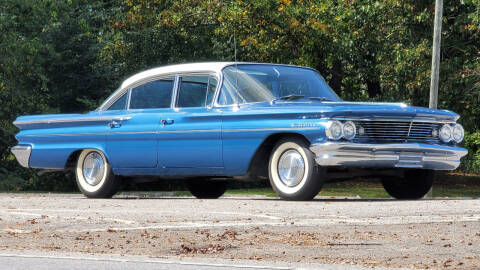 1960 Pontiac Catalina for sale at Rare Exotic Vehicles in Asheville NC