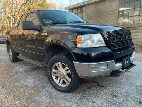 2005 Ford F-150 for sale at The Car Store in Milford MA