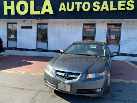 2008 Acura TL for sale at HOLA AUTO SALES CHAMBLEE- BUY HERE PAY HERE - in Atlanta GA