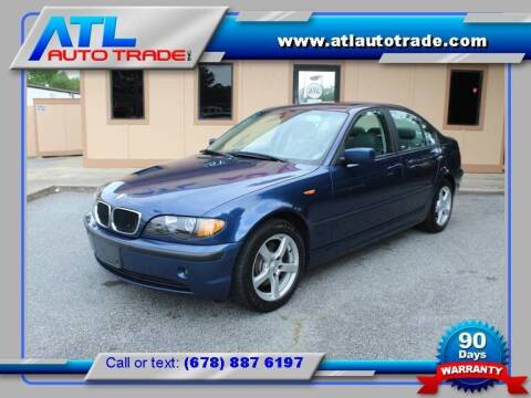 2004 BMW 3 Series for sale at ATL Auto Trade, Inc. in Stone Mountain GA