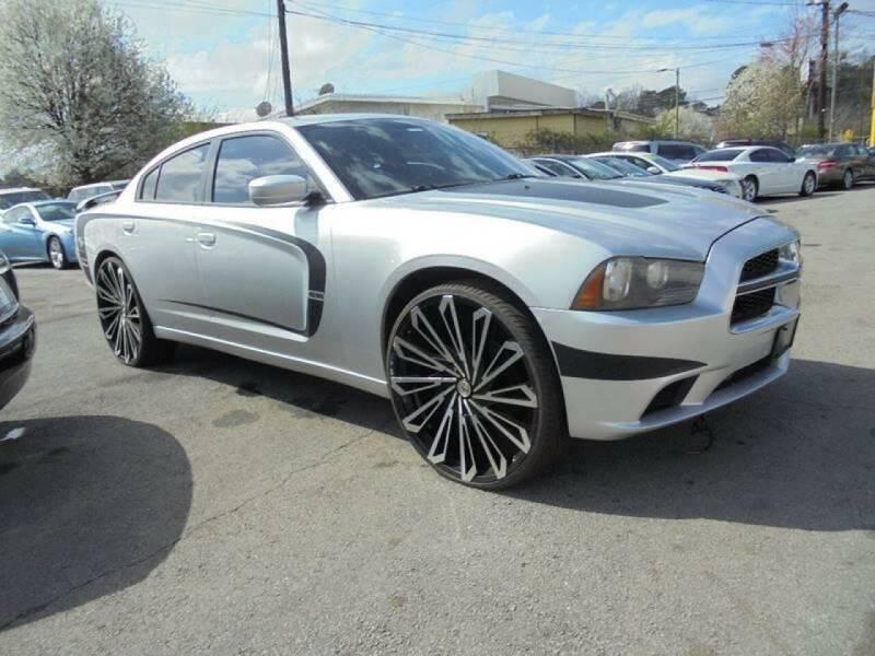 2011 Dodge Charger for sale at Atlanta Fine Cars in Jonesboro GA