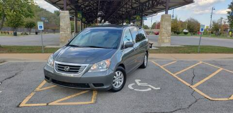 2008 Honda Odyssey for sale at D&C Motor Company LLC in Merriam KS