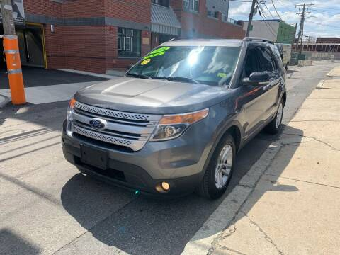 2014 Ford Explorer for sale at Rockland Center Enterprises in Roxbury MA