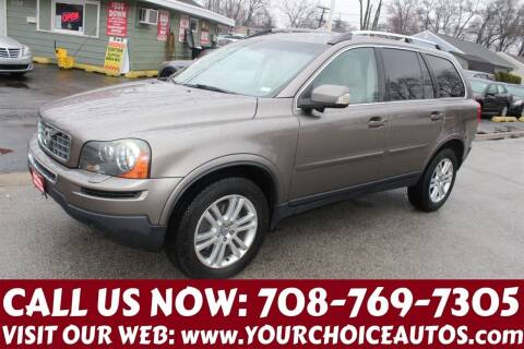 2010 Volvo XC90 for sale at Your Choice Autos in Posen IL