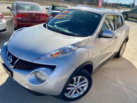 2013 Nissan JUKE for sale at Raj Motors Sales in Greenville TX