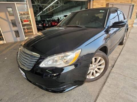 2013 Chrysler 200 for sale at Car Planet Inc. in Milwaukee WI