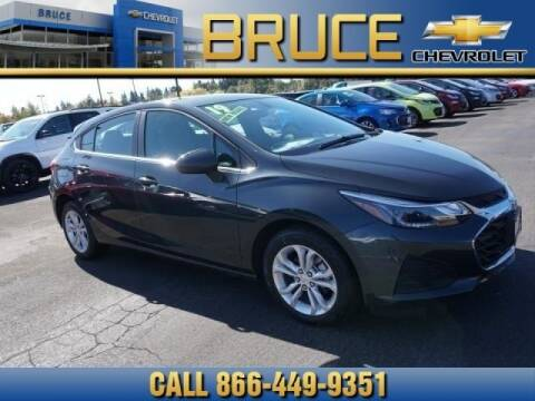 2019 Chevrolet Cruze for sale at Medium Duty Trucks at Bruce Chevrolet in Hillsboro OR