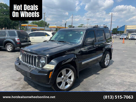 2012 Jeep Liberty for sale at Hot Deals On Wheels in Tampa FL