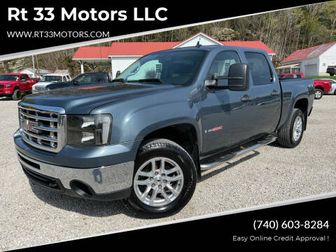 2008 GMC Sierra 1500 for sale at Rt 33 Motors LLC in Rockbridge OH