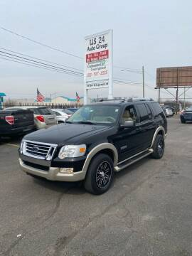 2007 Ford Explorer for sale at US 24 Auto Group in Redford MI