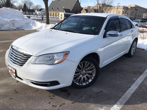 2012 Chrysler 200 for sale at Your Car Source in Kenosha WI