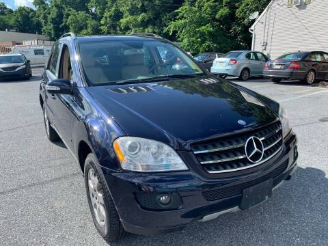 2007 Mercedes-Benz M-Class for sale at YASSE'S AUTO SALES in Steelton PA