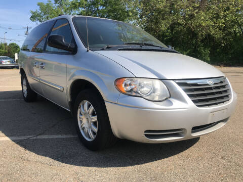 2007 Chrysler Town and Country for sale at A & B Motors in Wayne NJ