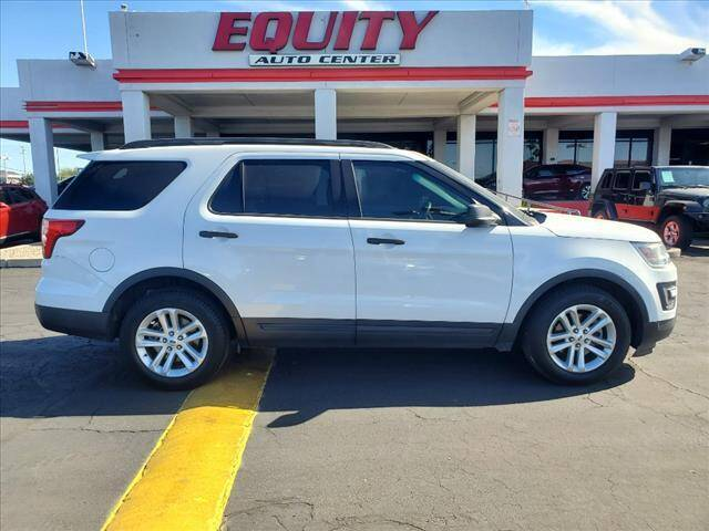 2017 Ford Explorer for sale at EQUITY AUTO CENTER in Phoenix AZ