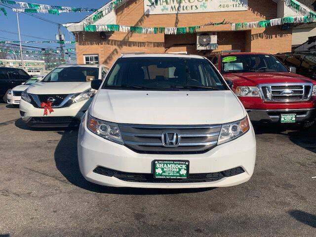 2012 Honda Odyssey for sale at Park Avenue Auto Lot Inc in Linden NJ