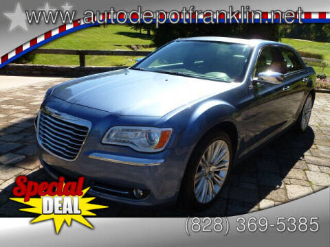 2011 Chrysler 300 for sale at Auto Depot in Franklin NC