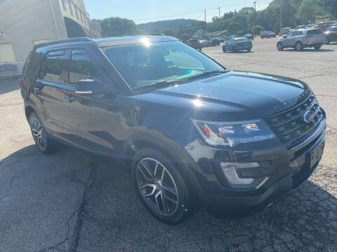 2017 Ford Explorer for sale at Matt Jones Preowned Auto in Wheeling WV