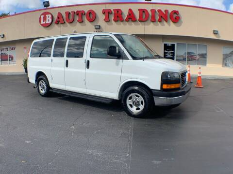 2006 GMC Savana Passenger for sale at LB Auto Trading in Orlando FL