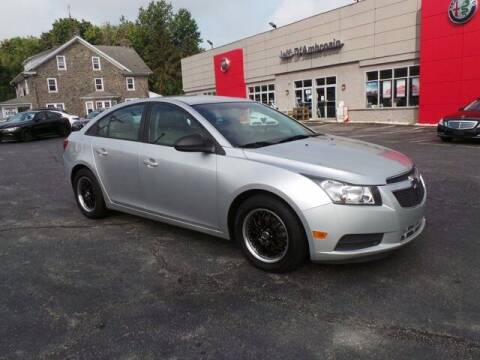 2014 Chevrolet Cruze for sale at Jeff D'Ambrosio Auto Group in Downingtown PA
