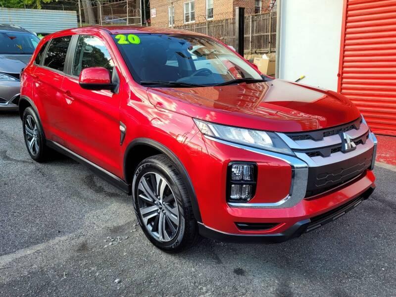 2020 Mitsubishi Outlander Sport for sale at LIBERTY AUTOLAND INC - LIBERTY AUTOLAND II INC in Queens Villiage NY