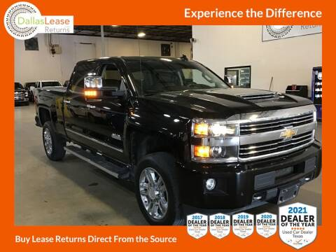 2017 Chevrolet Silverado 2500HD for sale at Dallas Auto Finance in Dallas TX