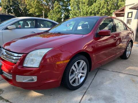 2008 Ford Fusion for sale at AMERICAN AUTO in Milwaukee WI