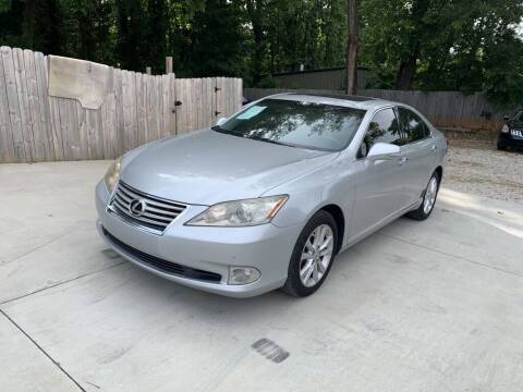 2011 Lexus ES 350 for sale at Carflex Auto in Charlotte NC