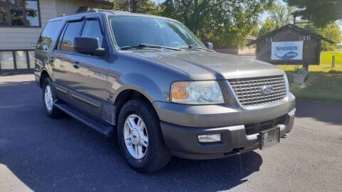 2004 Ford Expedition for sale at Shores Auto in Lakeland Shores MN
