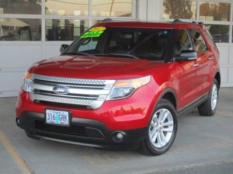 2012 Ford Explorer for sale at Select Cars & Trucks Inc in Hubbard OR