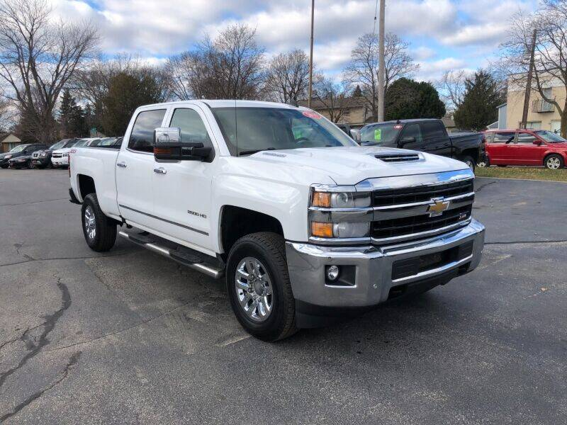 2019 Chevrolet Silverado 2500HD for sale at WILLIAMS AUTO SALES in Green Bay WI