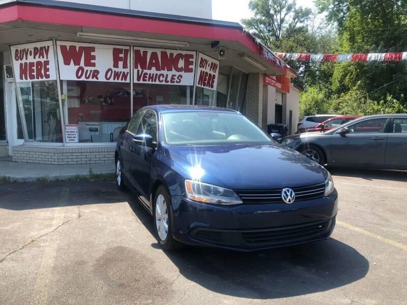 2011 Volkswagen Jetta for sale at Right Place Auto Sales in Indianapolis IN