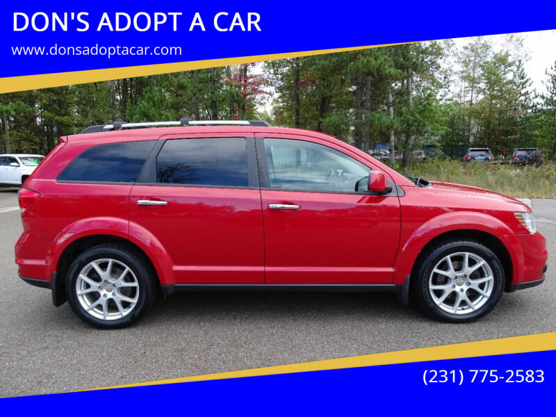 2015 Dodge Journey for sale in Cadillac, MI