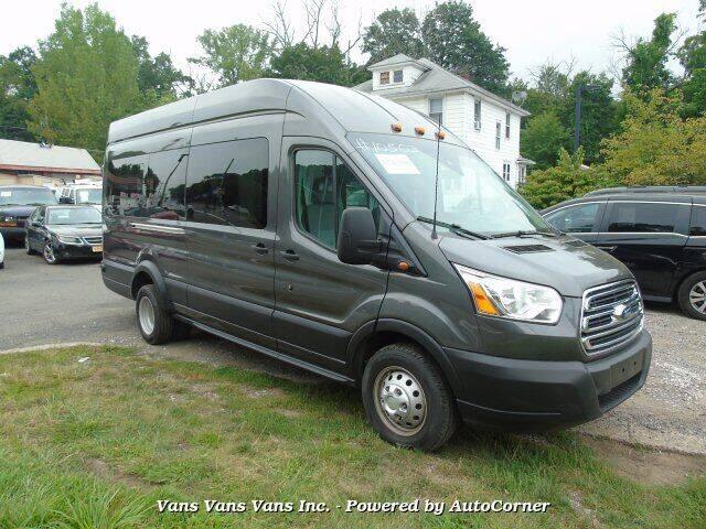 2019 Ford Transit Passenger for sale at Vans Vans Vans INC in Blauvelt NY