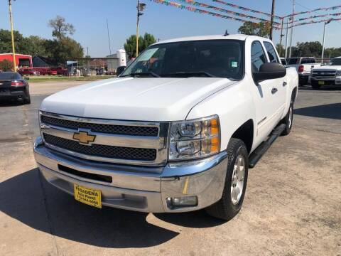 2012 Chevrolet 150 for sale at Pasadena Auto Planet in Houston TX