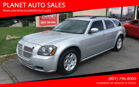 2006 Dodge Magnum for sale at PLANET AUTO SALES in Lindon UT