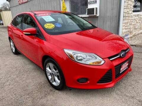 2014 Ford Focus for sale at GOL Auto Group in Austin TX