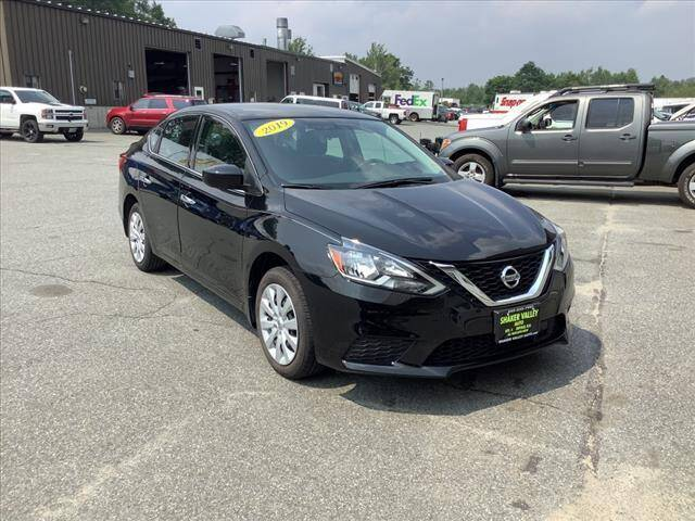 2019 Nissan Sentra for sale at SHAKER VALLEY AUTO SALES in Enfield NH