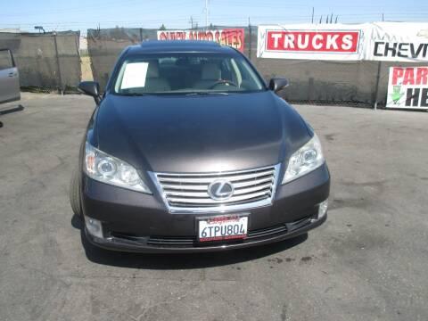 2011 Lexus ES 350 for sale at Quick Auto Sales in Modesto CA
