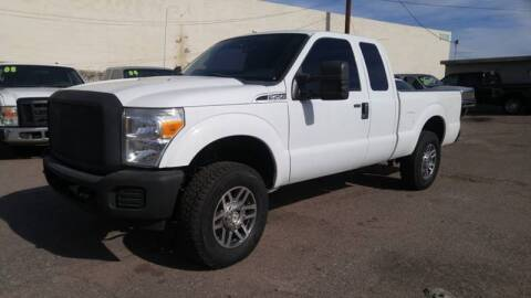2012 Ford F-250 Super Duty for sale at Advantage Motorsports Plus in Phoenix AZ
