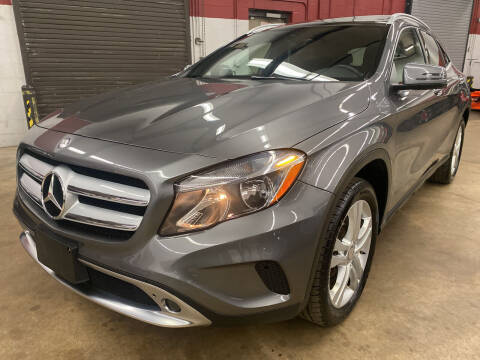 2017 Mercedes-Benz GLA for sale at Columbus Car Warehouse in Columbus OH