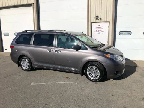 2017 Toyota Sienna for sale at Certified Auto Exchange in Indianapolis IN