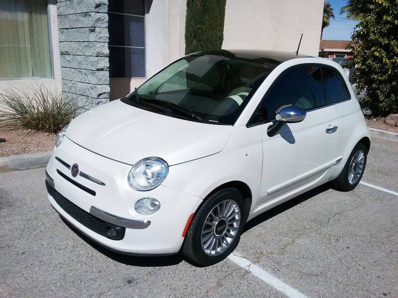 2014 FIAT 500 for sale at Nevada Credit Save in Las Vegas NV