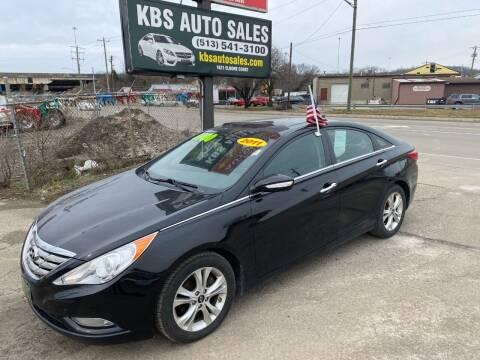 2011 Hyundai Sonata for sale at KBS Auto Sales in Cincinnati OH
