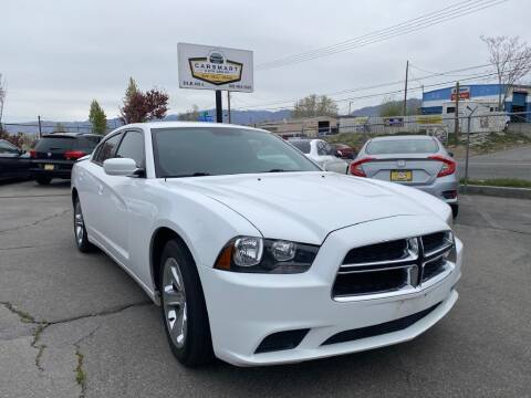 2013 Dodge Charger for sale at CarSmart Auto Group in Murray UT
