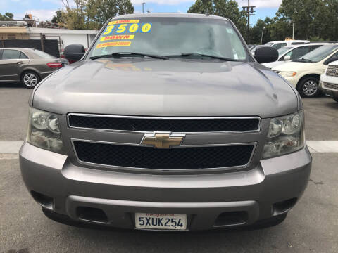 2007 Chevrolet Tahoe for sale at EXPRESS CREDIT MOTORS in San Jose CA