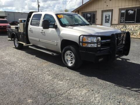 2009 Chevrolet Silverado 3500HD for sale at The Trading Post in San Marcos TX