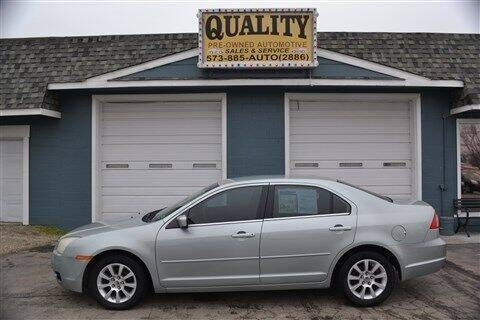 2006 Mercury Milan for sale at Quality Pre-Owned Automotive in Cuba MO
