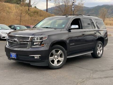 2018 Chevrolet Tahoe for sale at Lakeside Auto Brokers in Colorado Springs CO